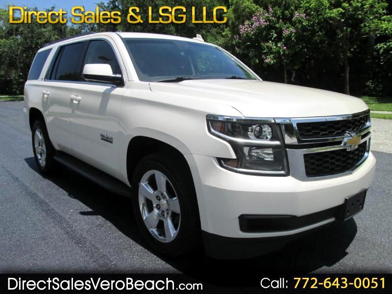 2015 Chevrolet Tahoe LT Texas Edition