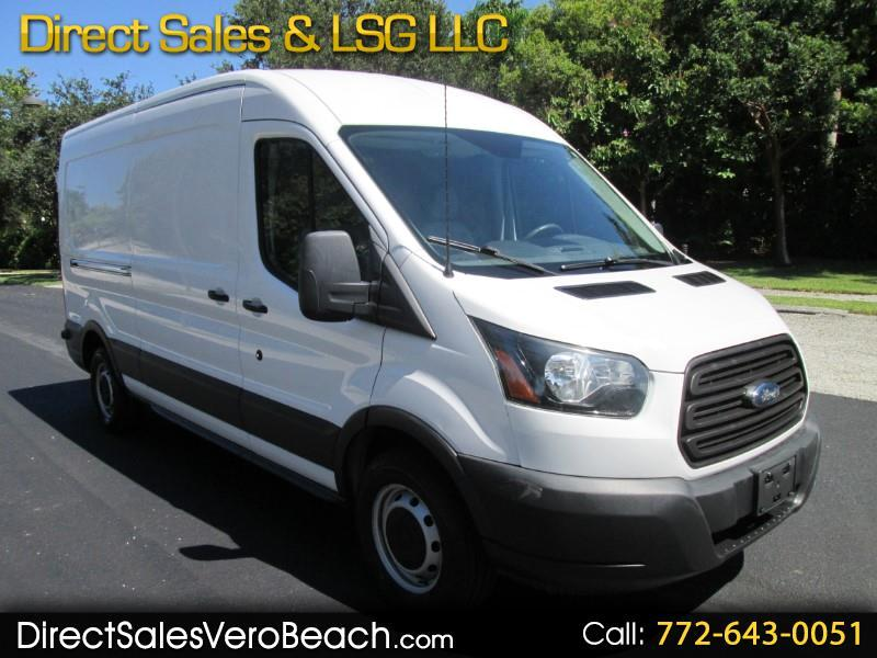 2015 Ford Transit 150 Van Med. Roof w/Sliding Pass. 148-in. WB