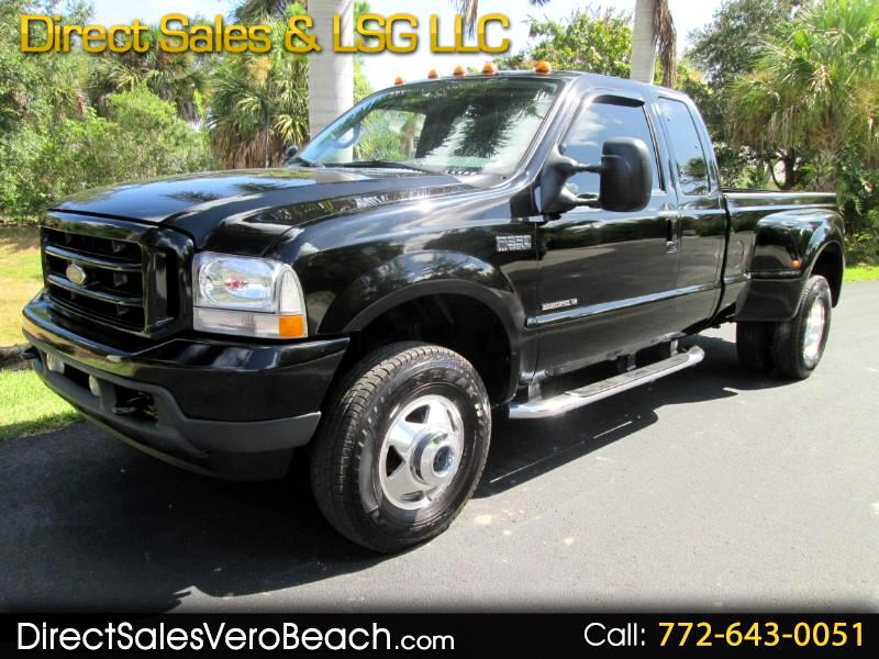 2002 Ford F-350 SD XLT SuperCab Long Bed 4WD DRW