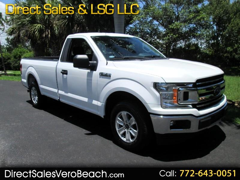 Ford F-150 XL 8-ft. Bed 2WD 2019