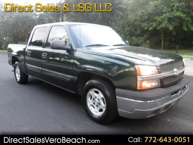 Chevrolet Silverado 1500 LT Crew Cab 2WD 2004