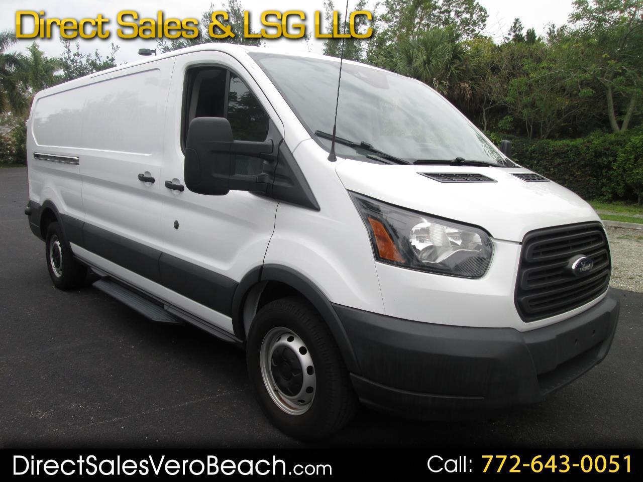 "Ford Transit Cargo Van T-150 148"" Low Rf 8600 GVWR Sliding RH Dr 2016"