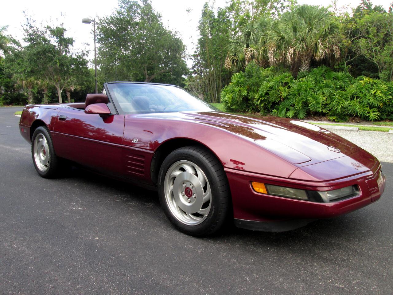 Chevrolet Corvette 2dr Convertible 1993