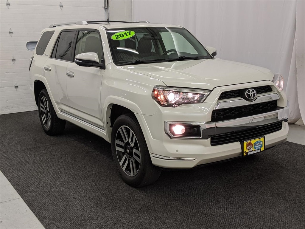Toyota 4Runner 4dr Limited V6 Auto 4WD (Natl) 2017