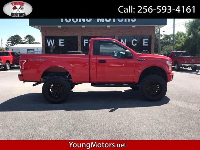 2015 Ford F-150 XL 6.5-ft. Bed 4WD