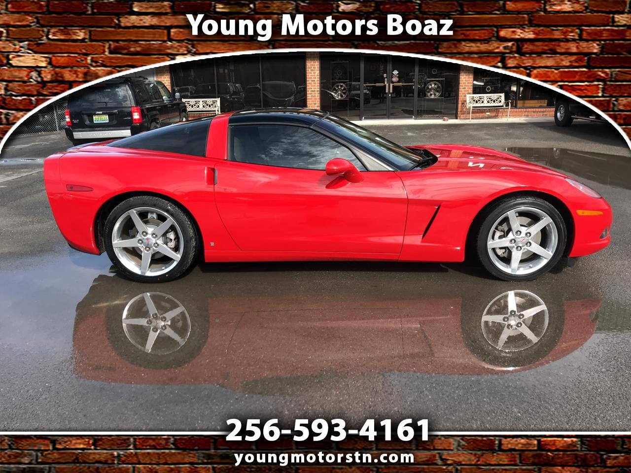 2006 Chevrolet Corvette 2dr Cpe