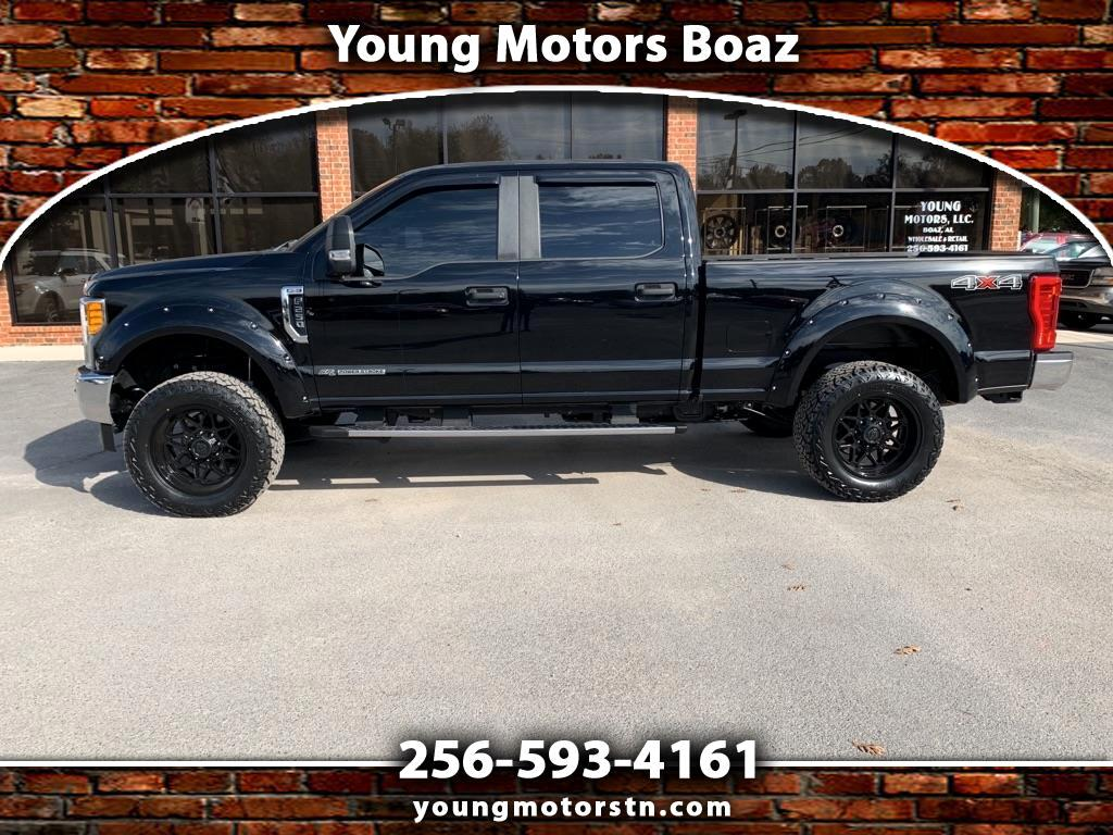 "Ford Super Duty F-250 SRW 4WD Crew Cab 156"" XL 2017"