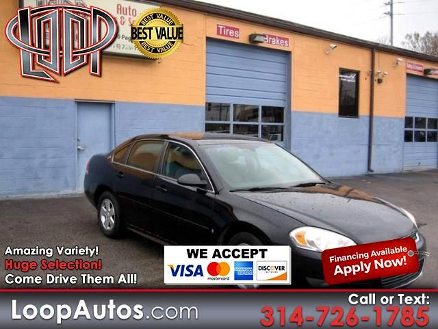 Used 2010 Chevrolet Impala Lt For Sale In St Louis Mo 63133