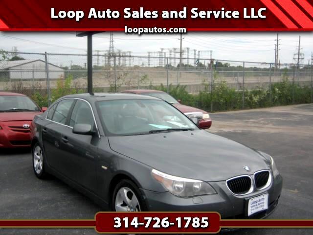 2005 BMW 525 525i