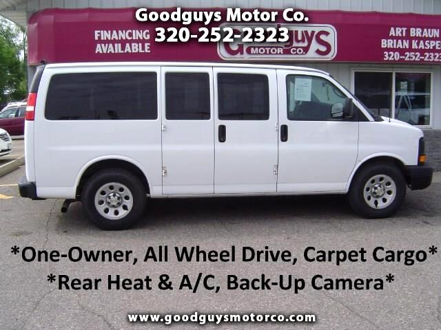 2012 Chevrolet Express LS 1500 AWD