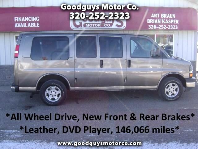 2004 Chevrolet Express 1500 AWD