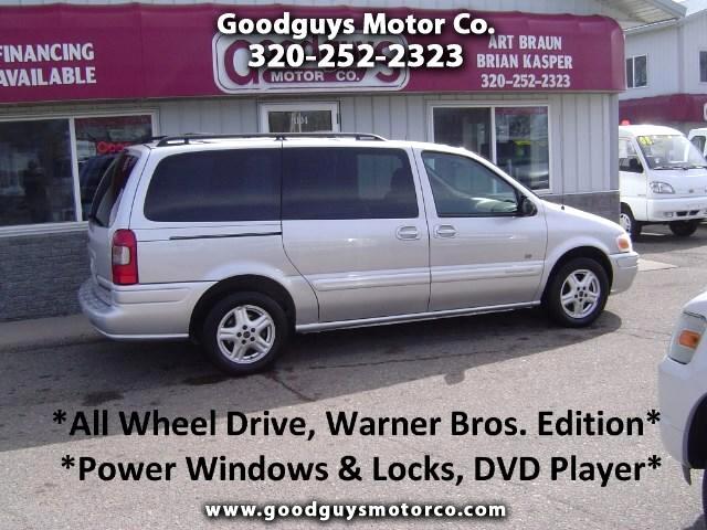 2002 Chevrolet Venture Extended Wheelbase LT AWD