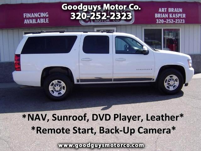 2008 Chevrolet Suburban LT2 2500 4WD