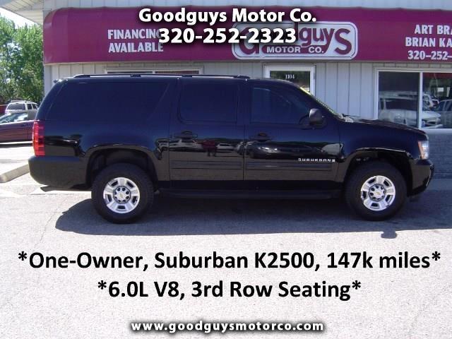 2009 Chevrolet Suburban LS 2500 4WD