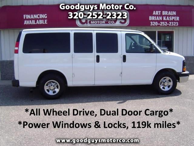 2005 Chevrolet Express 1500 AWD Cargo