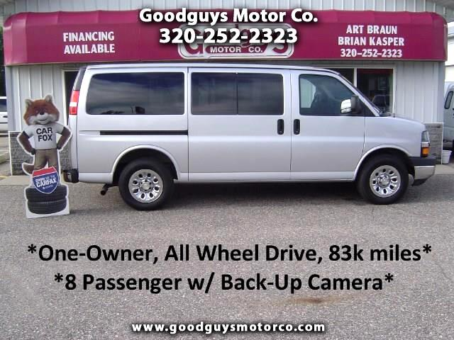 2014 Chevrolet Express LT 1500 AWD