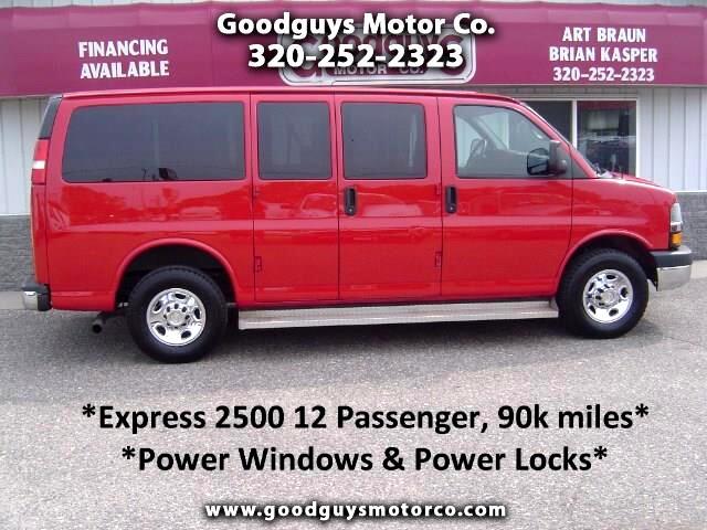 2013 Chevrolet Express 2500 LT