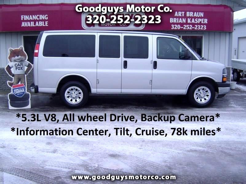 2014 Chevrolet Express Passenger AWD 1500 135