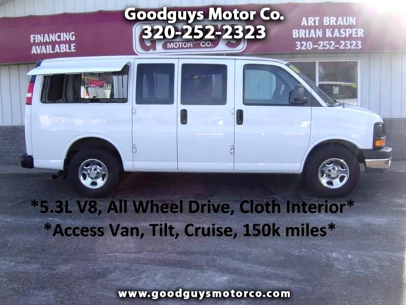 2006 Chevrolet Express Cargo Van 1500 135