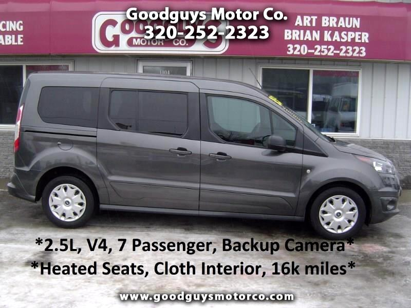2015 Ford Transit Connect Wagon 4dr Wgn LWB XLT w/Rear Liftgate
