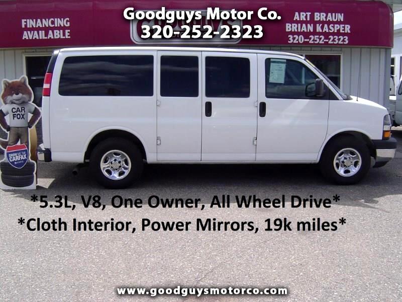 """2008 Chevrolet Express Passenger AWD 1500 135"""""""