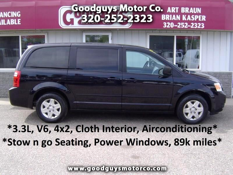 2010 Dodge Grand Caravan 4dr Wgn SE