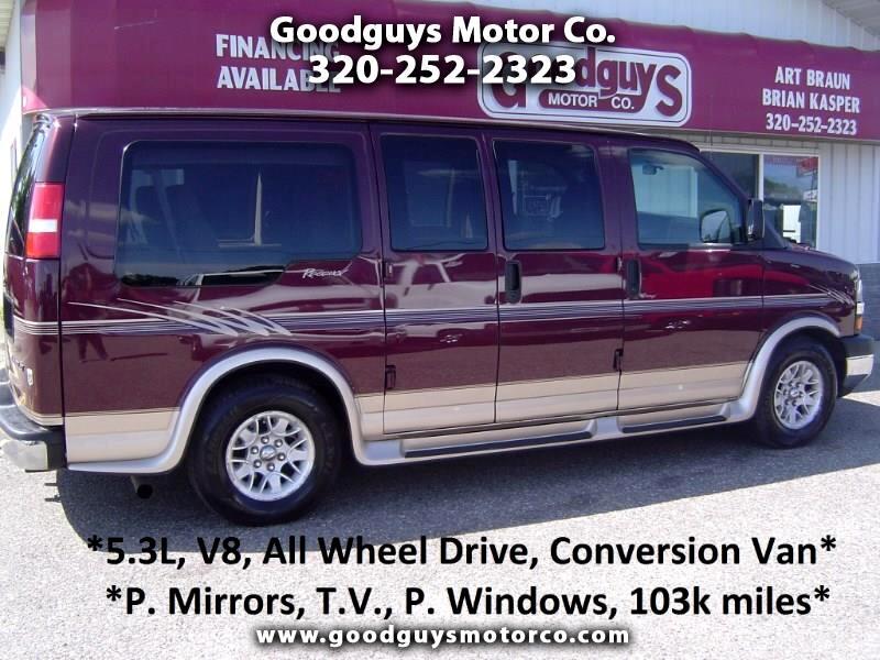 2003 Chevrolet Express Cargo Van 1500 135