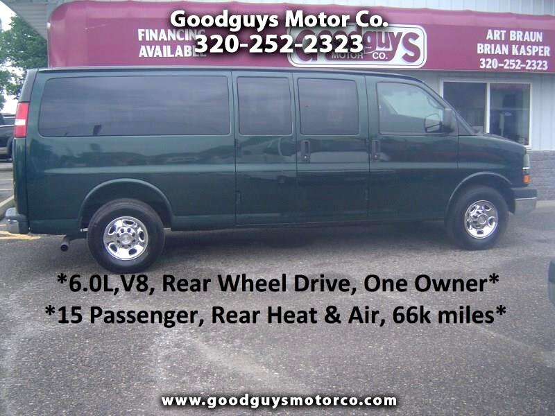 2011 Chevrolet Express Passenger RWD 3500 155