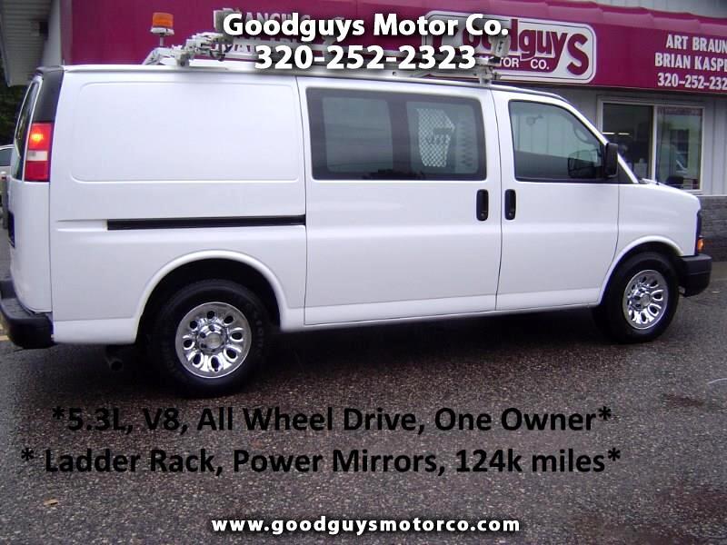 2012 Chevrolet Express Cargo Van AWD 1500 135