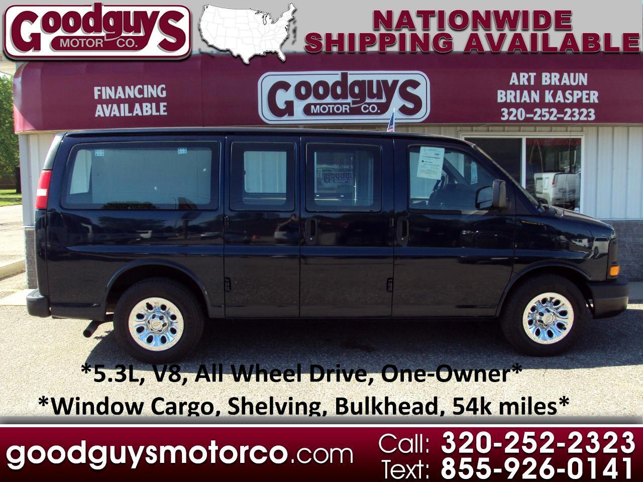 Chevrolet Express Cargo Van  2011