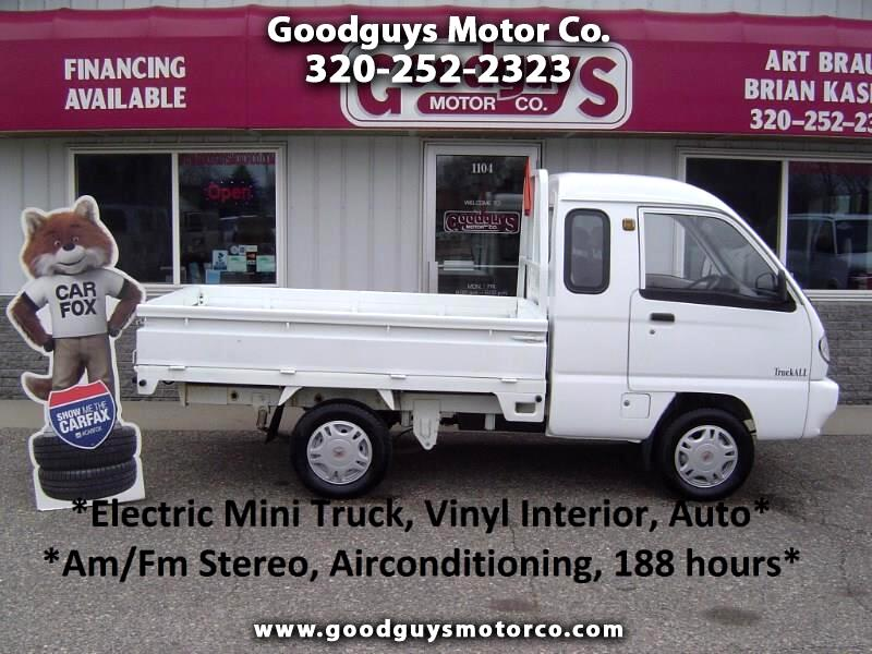 2008 Vantage EVC1000 MINI TRUCK 4X2 ELECTRIC