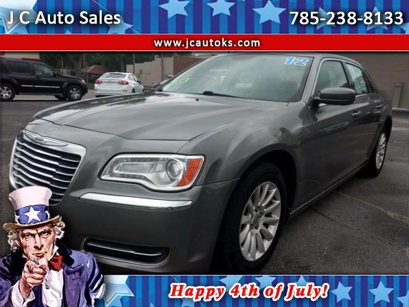 2012 Chrysler 300 Limited