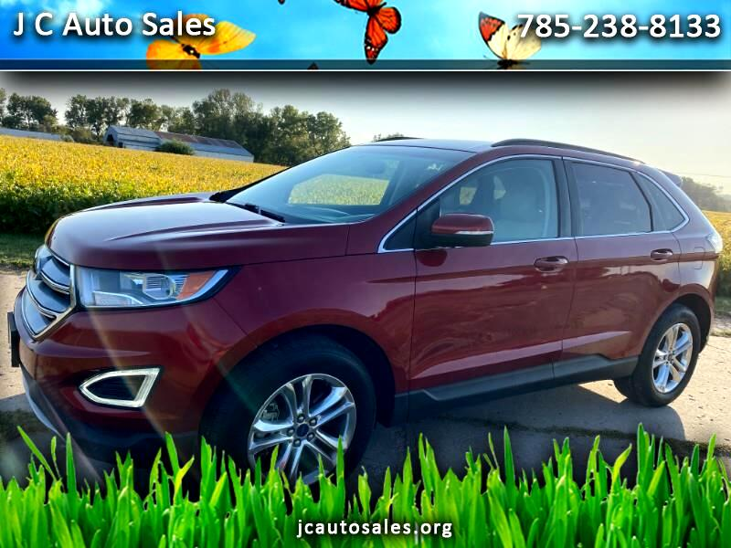 Ford Edge SEL AWD 2015