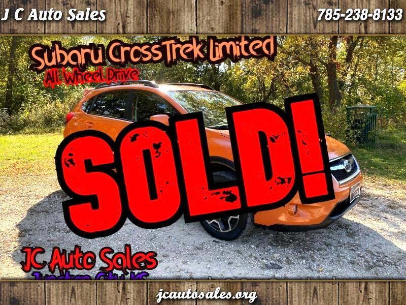 Subaru XV Crosstrek 2.0 Limited 2014