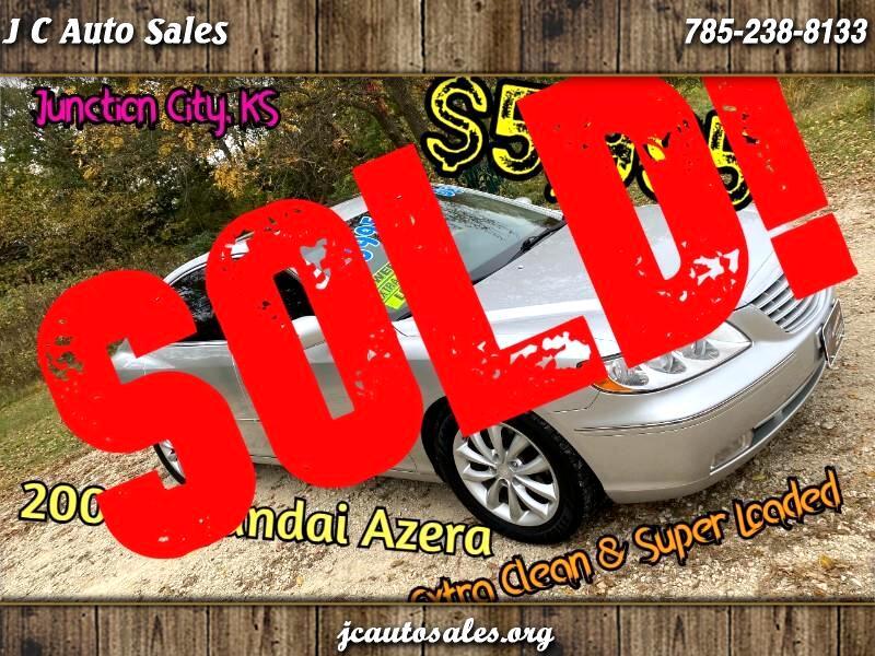 Hyundai Azera Limited 2008