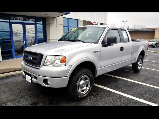 2007 Ford F-150 STX SuperCab 4WD