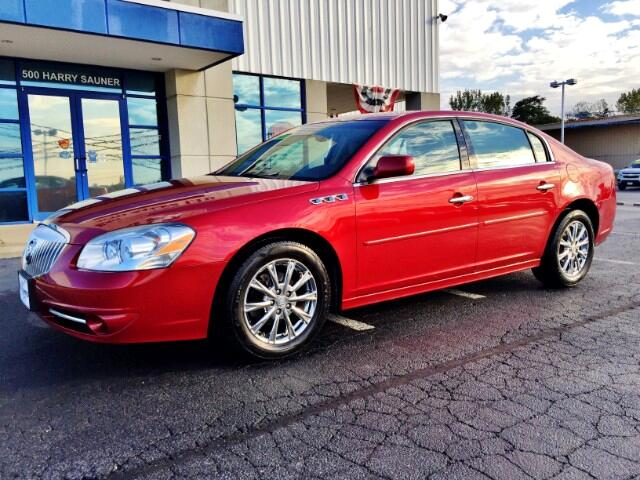 2011 Buick Lucerne 4dr Sdn CXL Premium