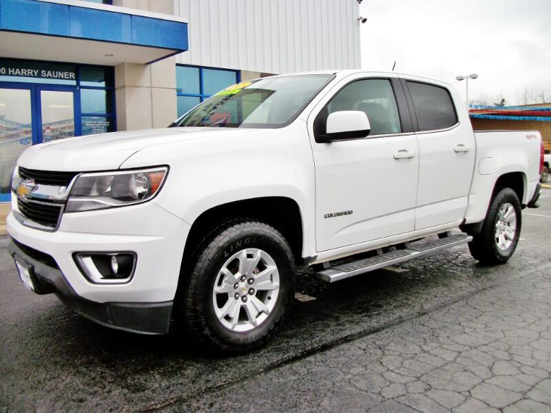 "2015 Chevrolet Colorado 4WD Crew Cab 128.3"" LT"