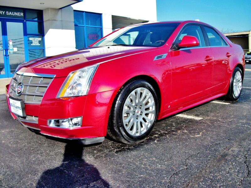 2010 Cadillac CTS 4dr Sdn 3.6L Performance AWD