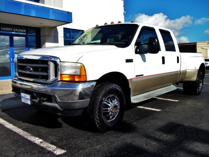 2001 Ford F-350 SD Crew Cab 156