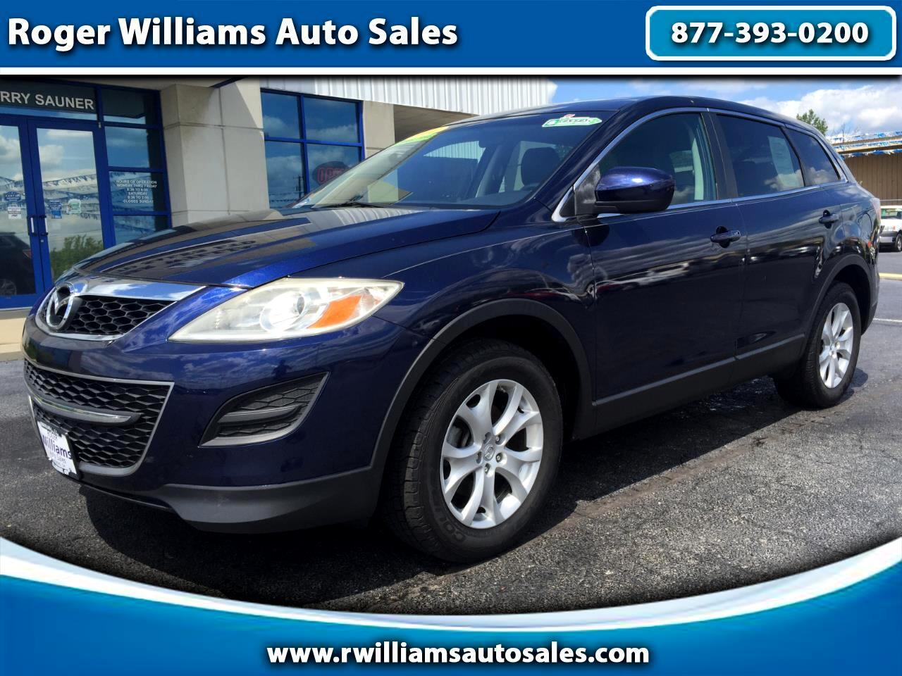2011 Mazda CX-9 AWD 4dr Touring