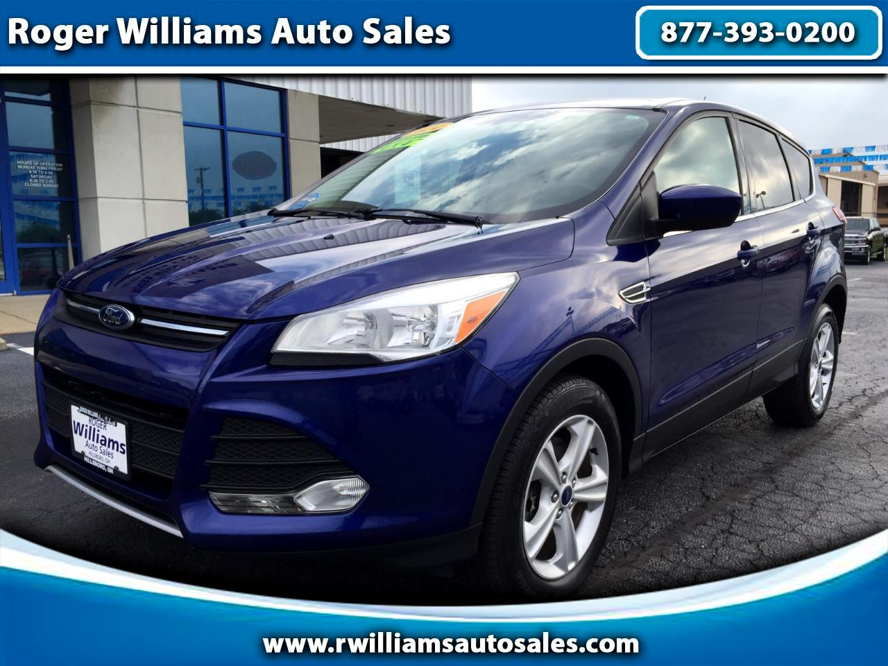 Ford Escape 4WD 4dr SE 2014