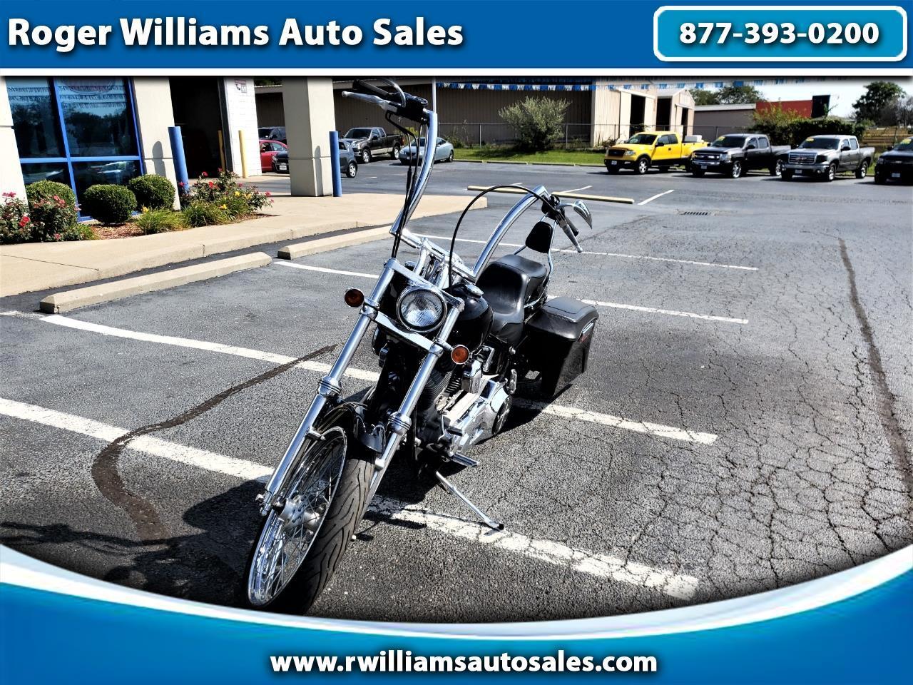 2002 Harley-Davidson FXSTI