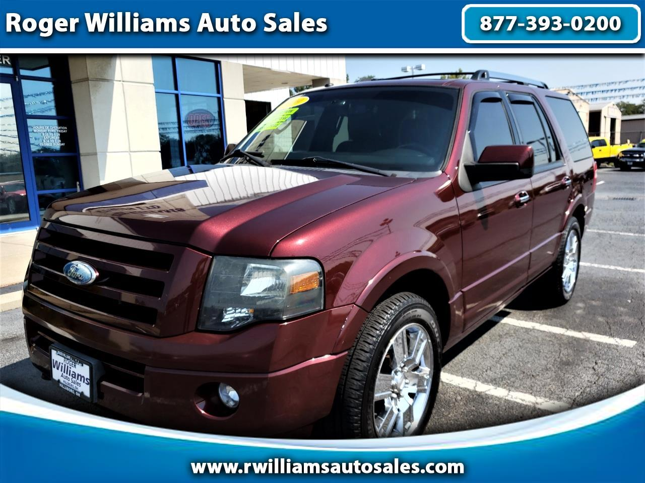 Ford Expedition 4WD 4dr Limited 2009