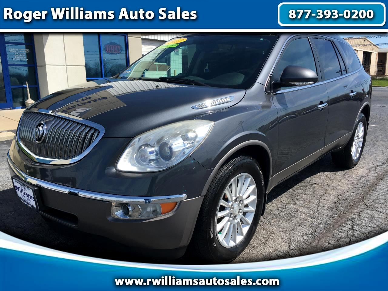 Buick Enclave AWD 4dr Base 2012