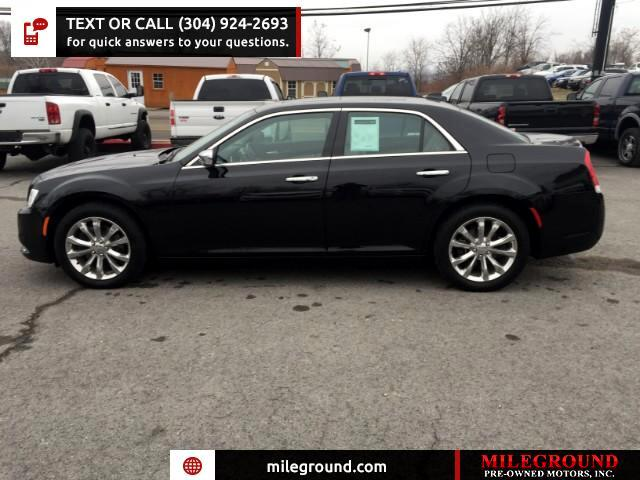 2016 Chrysler 300 C AWD