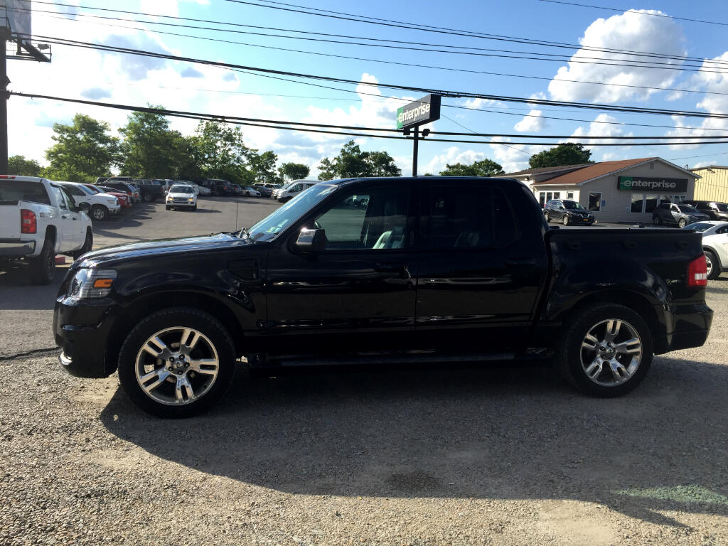 2009 Ford Explorer Sport Trac AWD 4dr V8 Adrenalin
