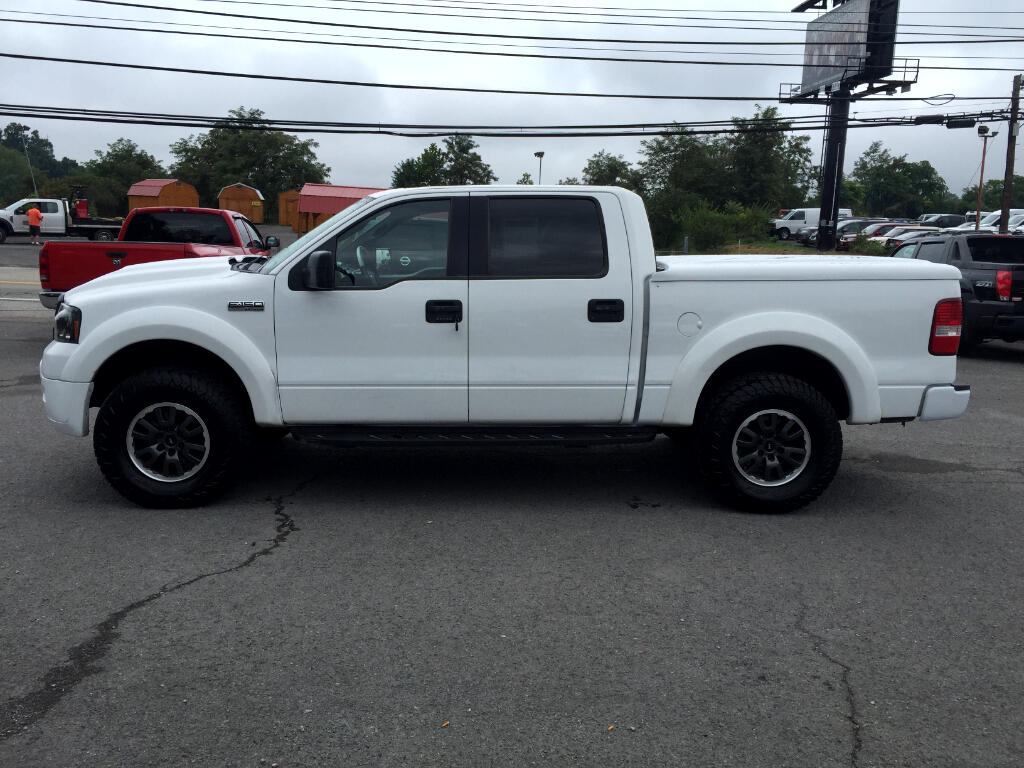 """2005 Ford F-150 SuperCrew 139"""" FX4 4WD"""