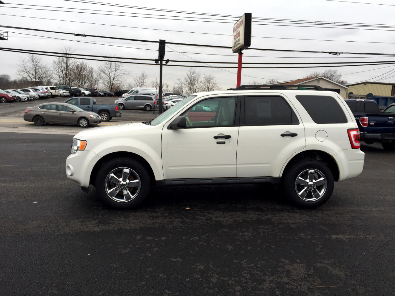 2012 Ford Escape 4WD 4dr XLT