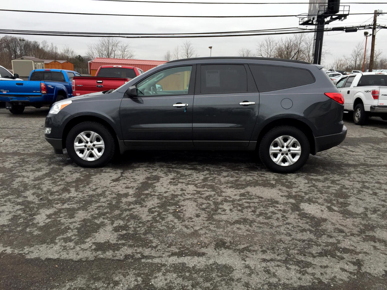 2012 Chevrolet Traverse AWD 4dr LS
